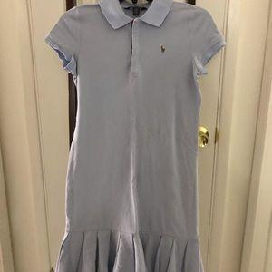 Ralph Lauren Polo dress size lrg 12/14